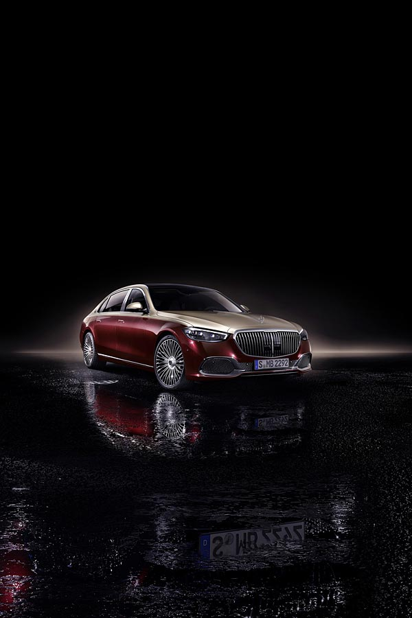 2021 Mercedes Maybach S580 Wallpapers   WSupercars 600x900