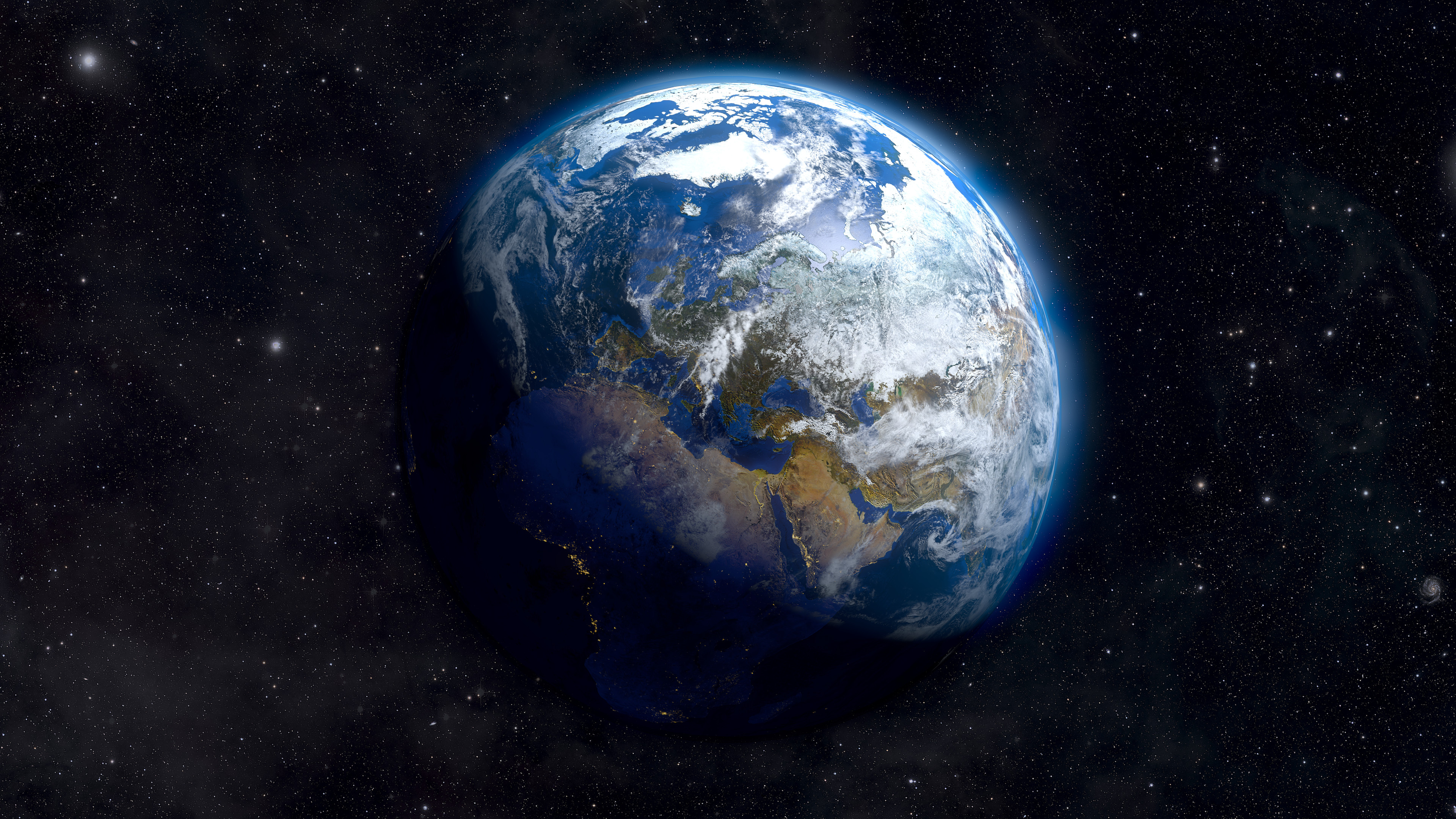 4k hd earth from - photo #4