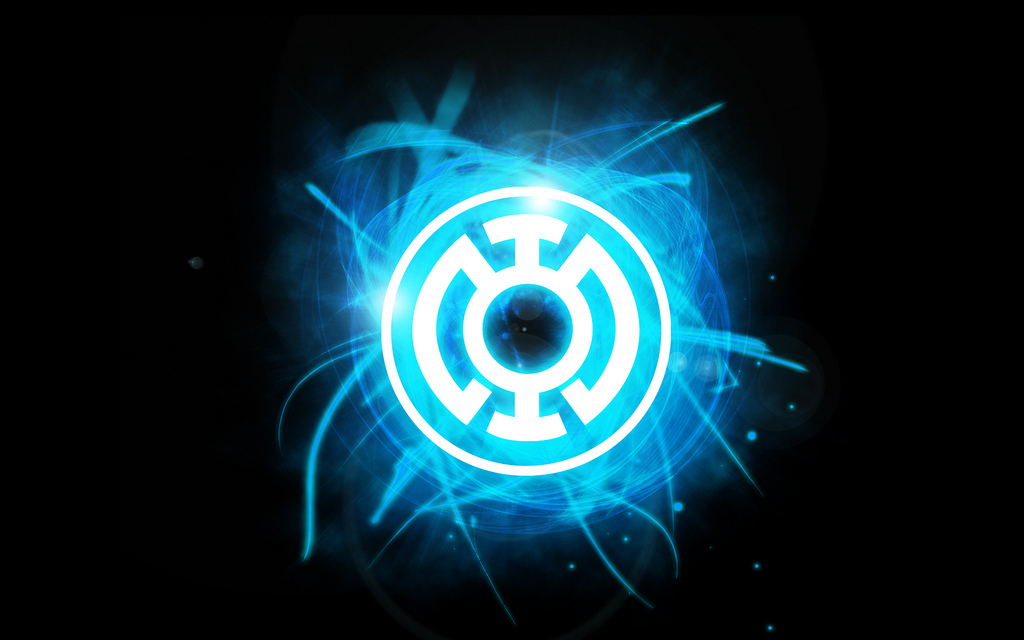 Blue Lantern Corps Wallpaper Blue lantern corp wallpaper 1024x640