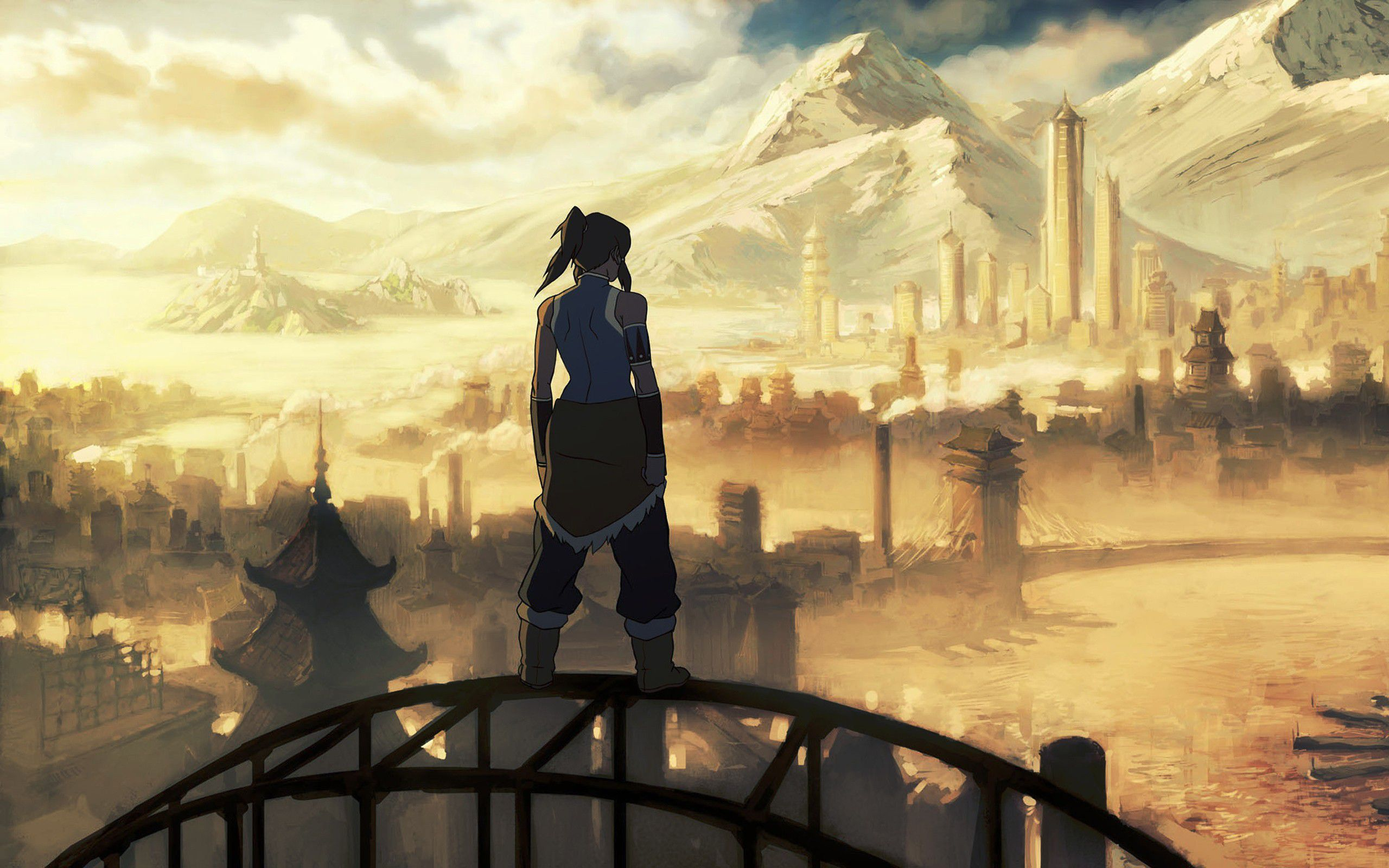 Avatar The Legend Of Korra Wallpapers Backgrounds 2560x1600
