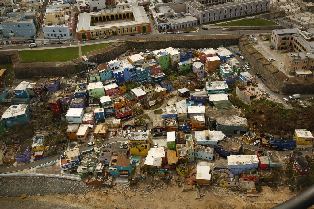 Images of Puerto Rico After Maria See the Destruction Fortunecom 1024x683