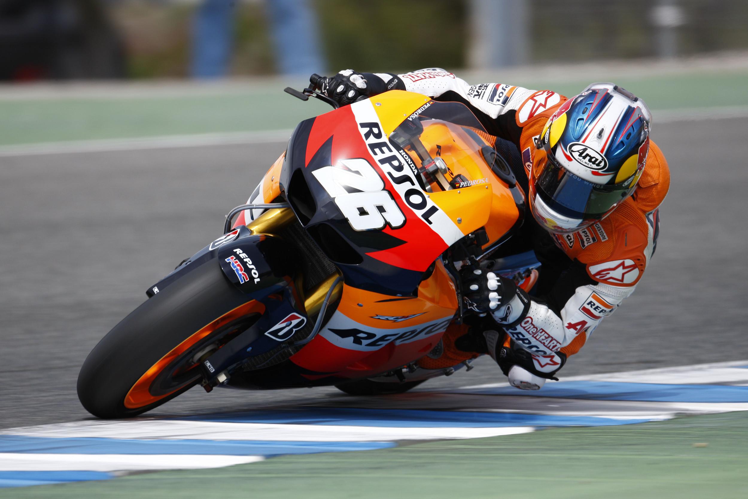 Dani Pedrosa Wallpaper Background MotoGP 2500x1667