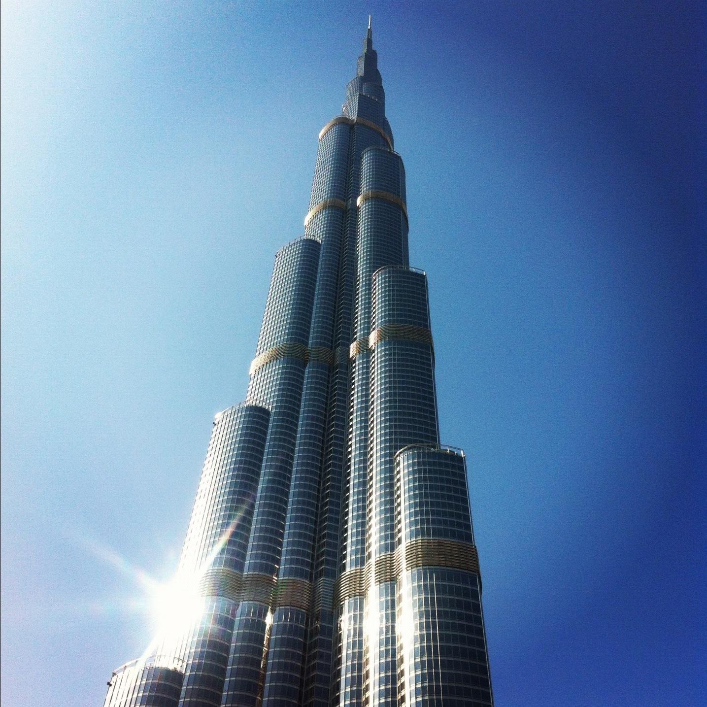 Burj Khalifa Fresh HD Wallpaper 2013 World HD Wallpapers 1435x1435