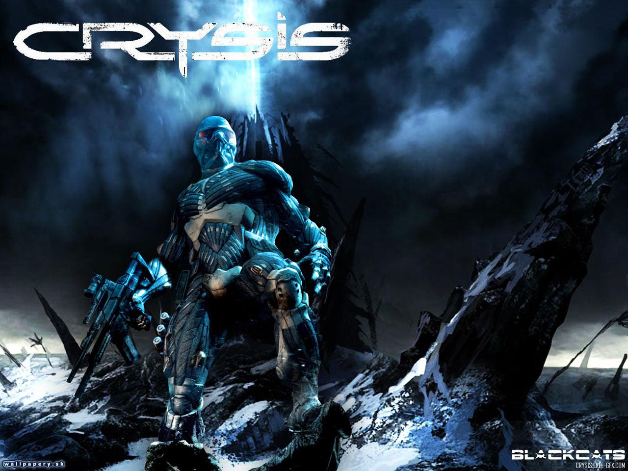 crysis wallpaper background crytek frankfurt fps first person shooter 1280x960
