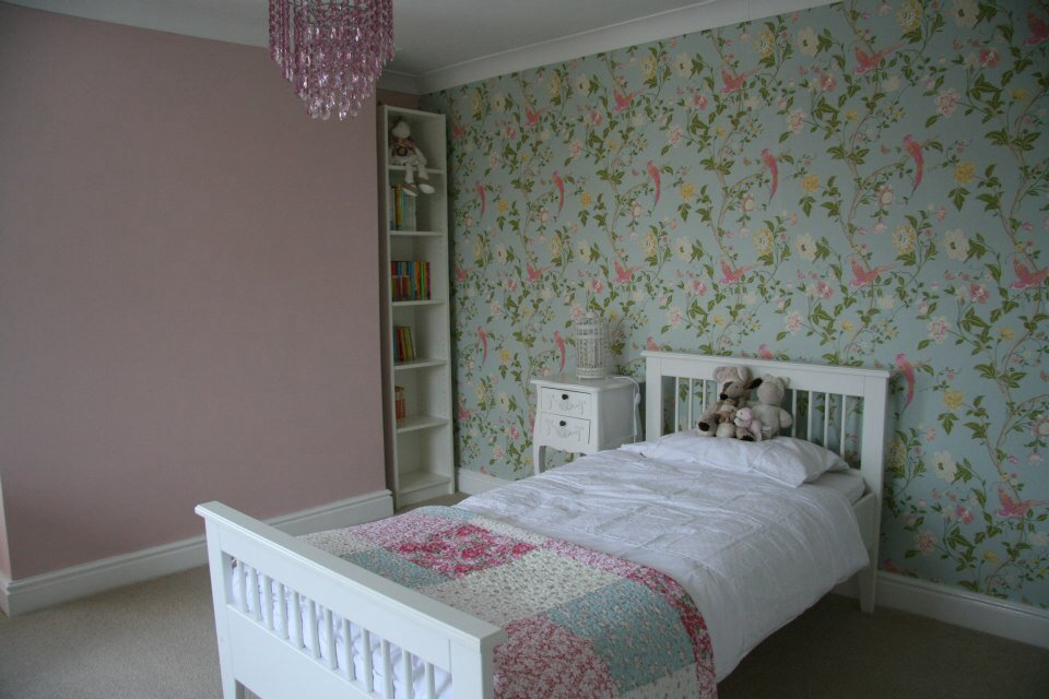 Free Download Laura Ashley Summer Palace Wallpaper Bedroom Ideas