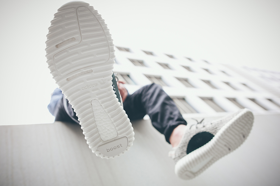 An On Feet Look At The adidas Yeezy 350 Boost 940x626