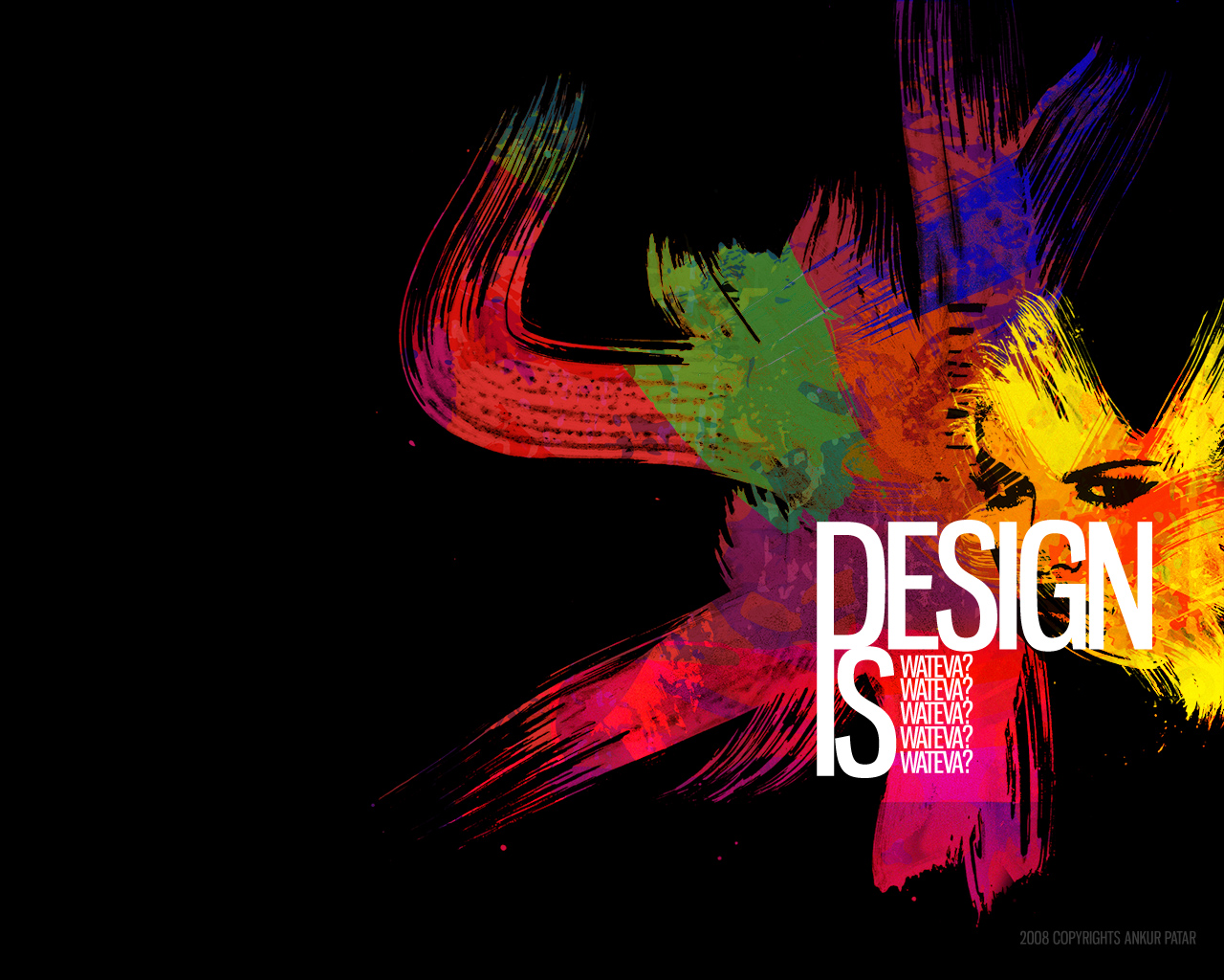 Design Wallpapers by Ankur Patar at Coroflotcom 1280x1024