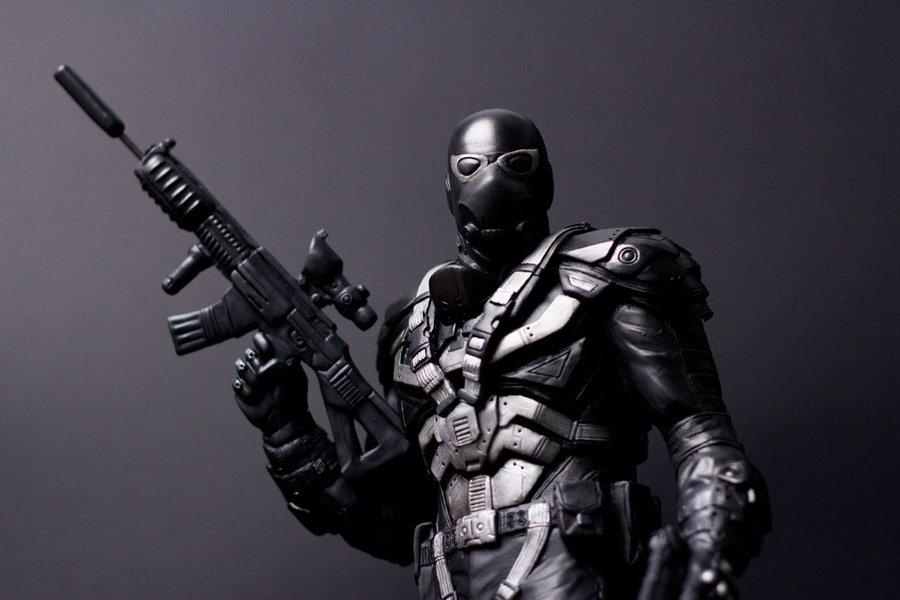 Agent Venom 2 by EdgePang 900x600