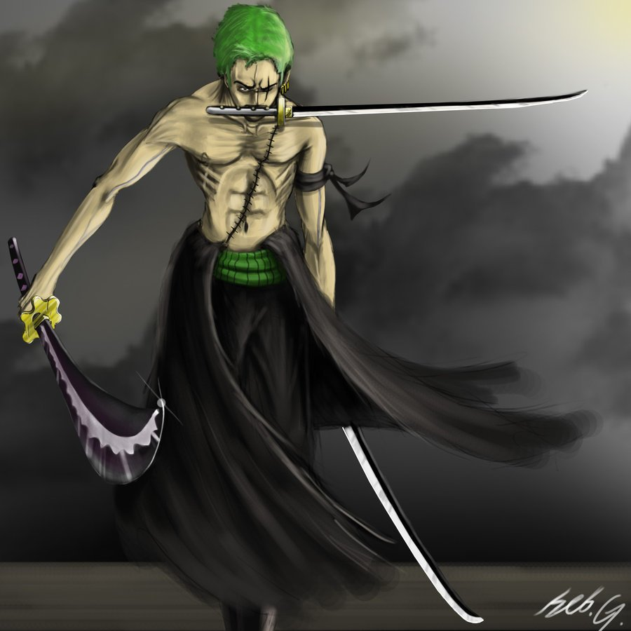 One Piece Zoro Wallpaper: Epic Zoro Wallpaper
