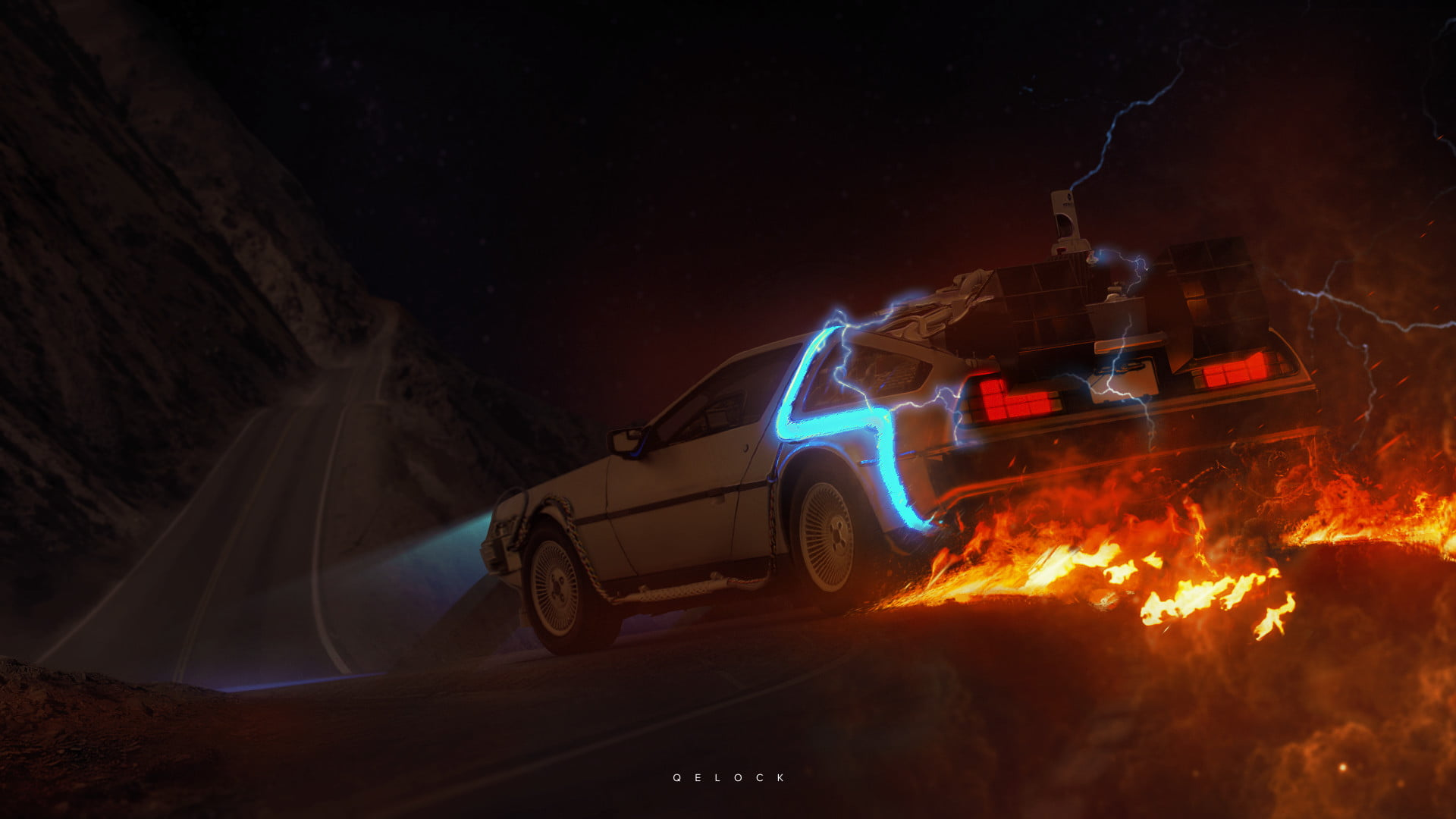Initial D white Toyota AE86 digital wallpaper car Back to the 1920x1080