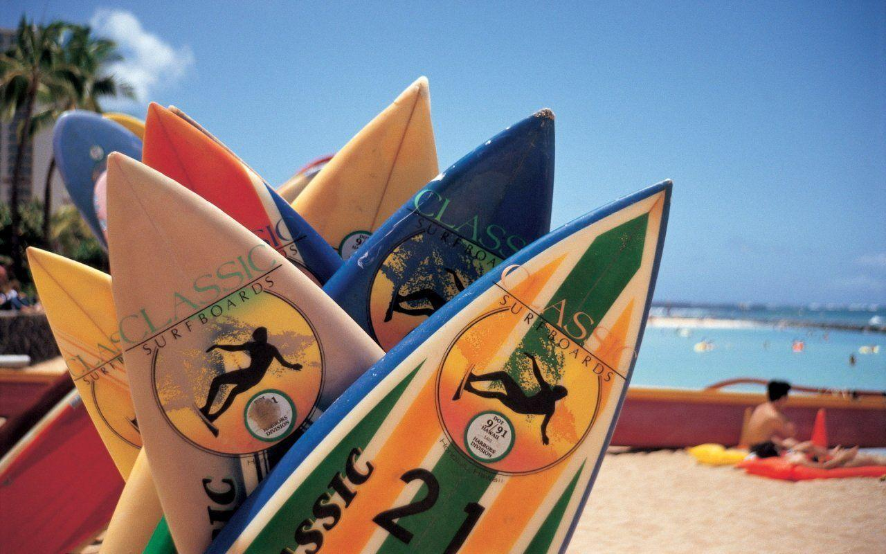 Surfboard Wallpapers 1280x800