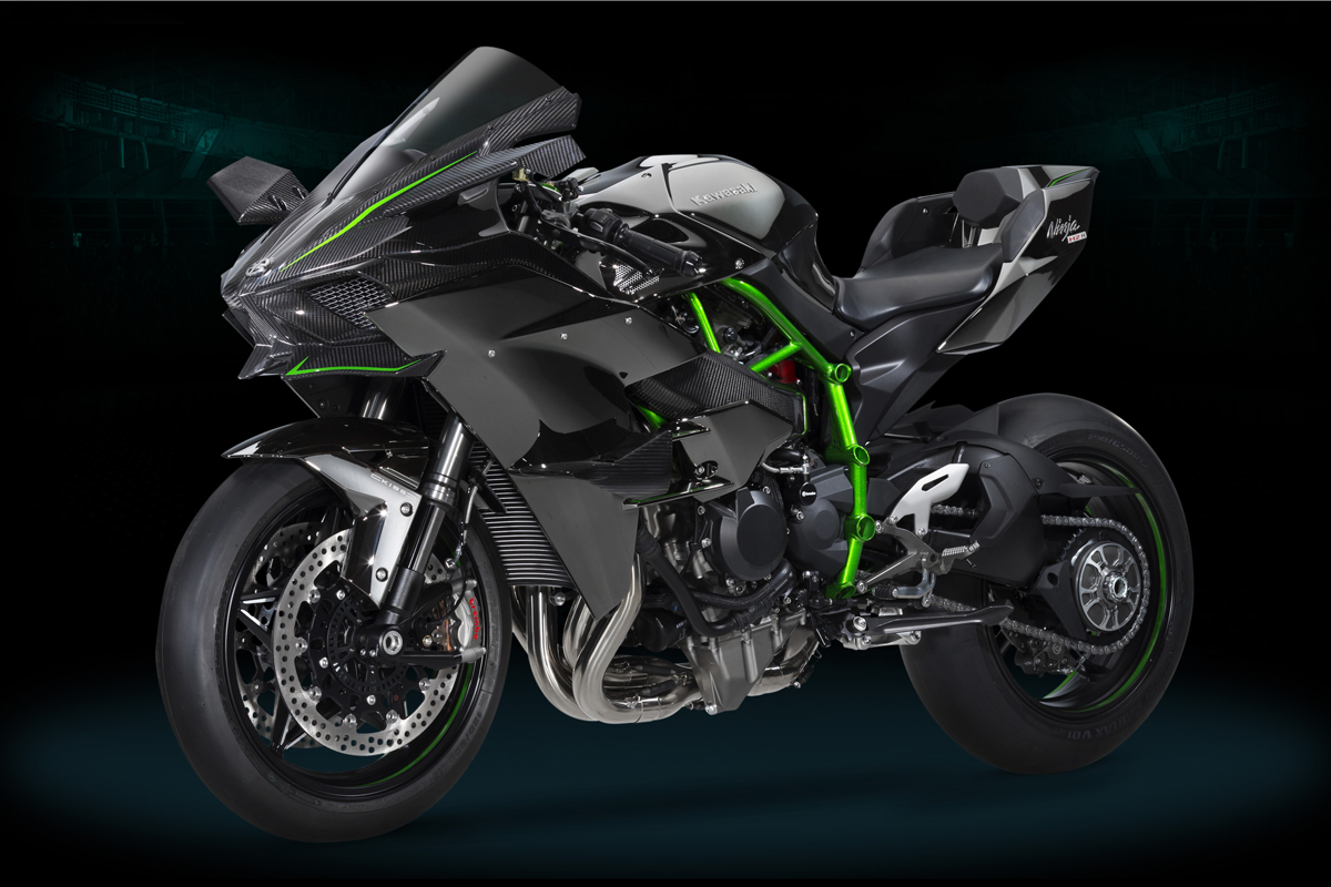 Kawasaki Ninja H2 Wallpaper Hi Res Images 5333 9470 Cool 1200x800