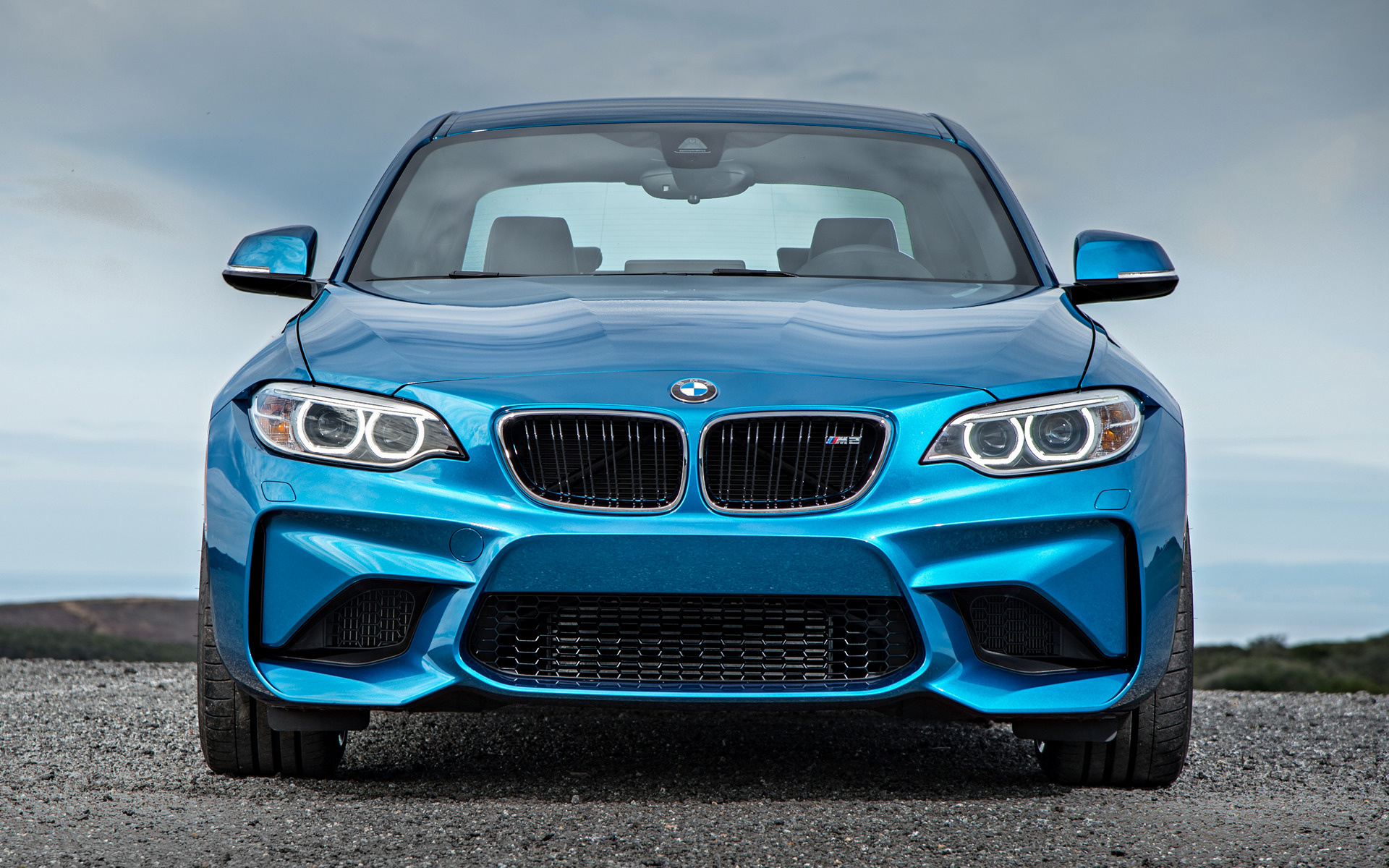 BMW M2 Coupe 2016 US Wallpapers and HD Images 1920x1200