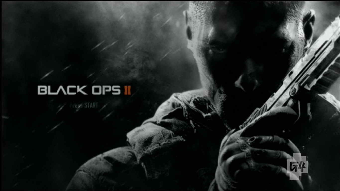 Call Of Duty Black Ops Ii Wallpaper 1080p 1366x768