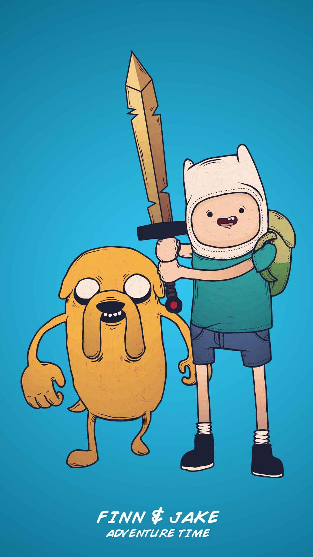Adventure Time with Finn and Jake   Best htc one wallpapers and 1080x1920