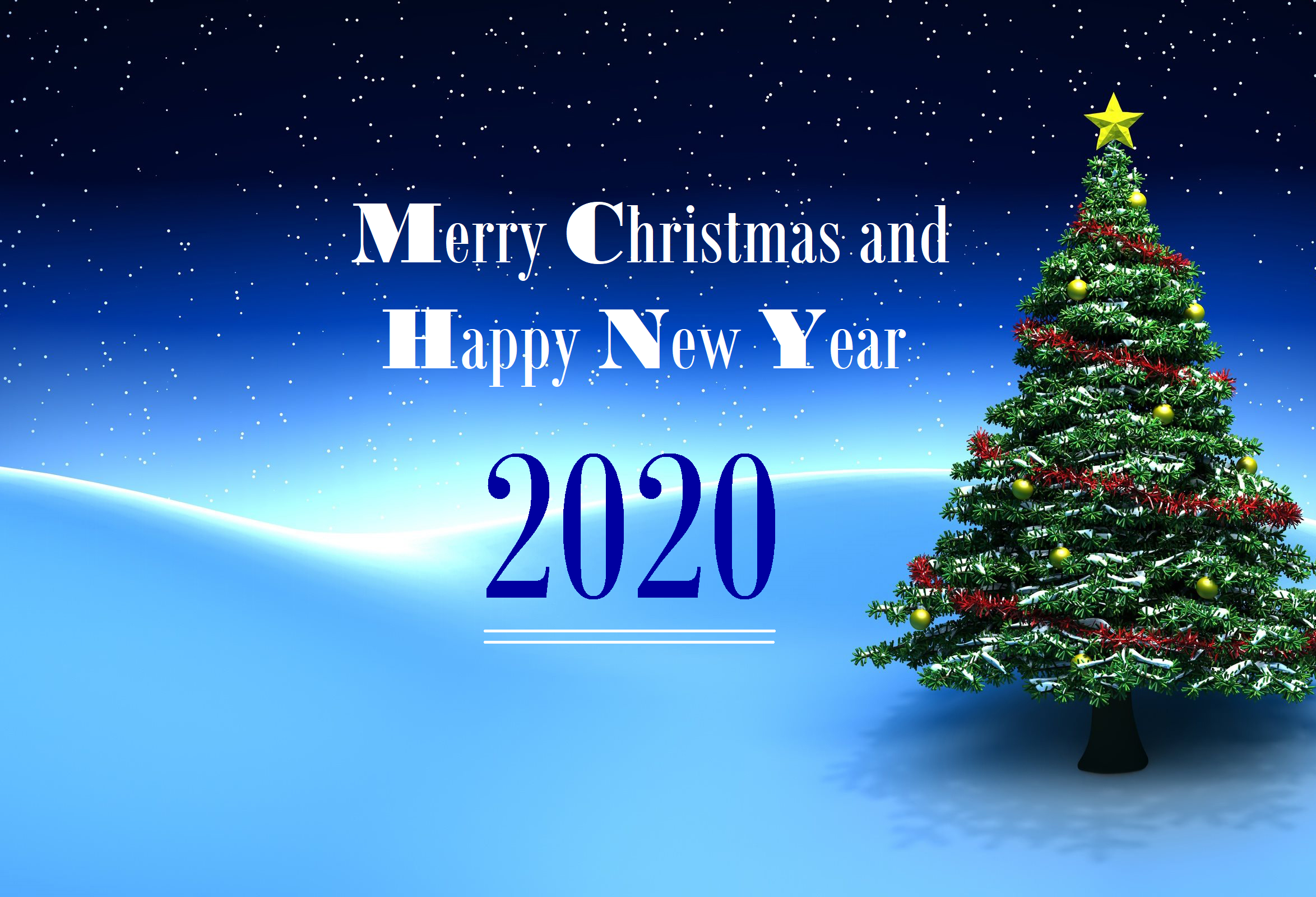 download New Year 2020 HD Wallpaper Background Image 2348x1600