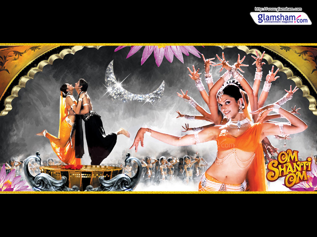 Om Shanti Om wallpapers 1024x768