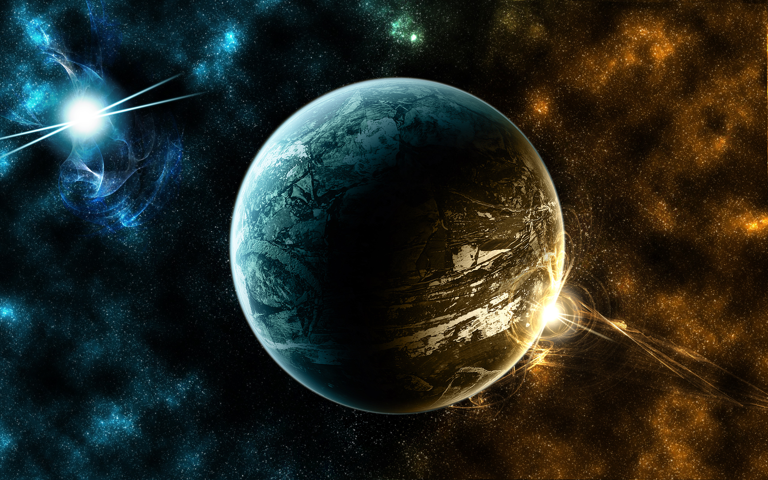 universe backgrounds 13 2560x1600