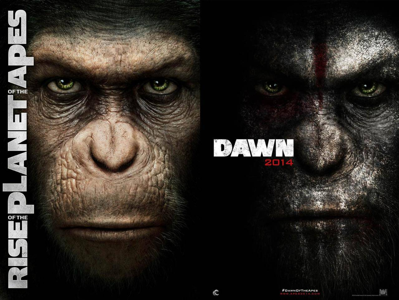 Free Download Dawn Of The Planet Of The Apes Wallpaper