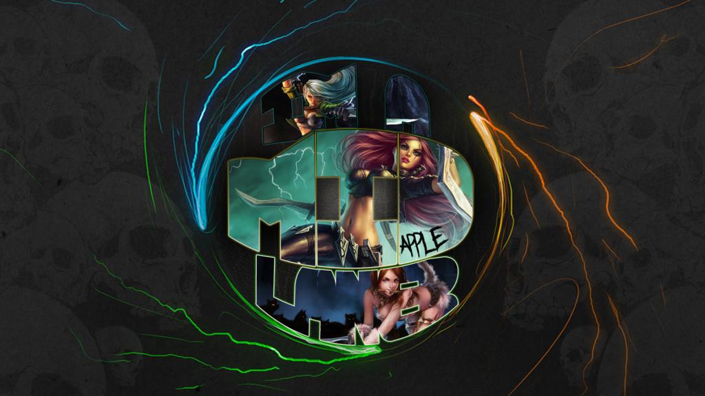 League Of Legends Mid Wallpaper League of legends wallpaper 1024x576