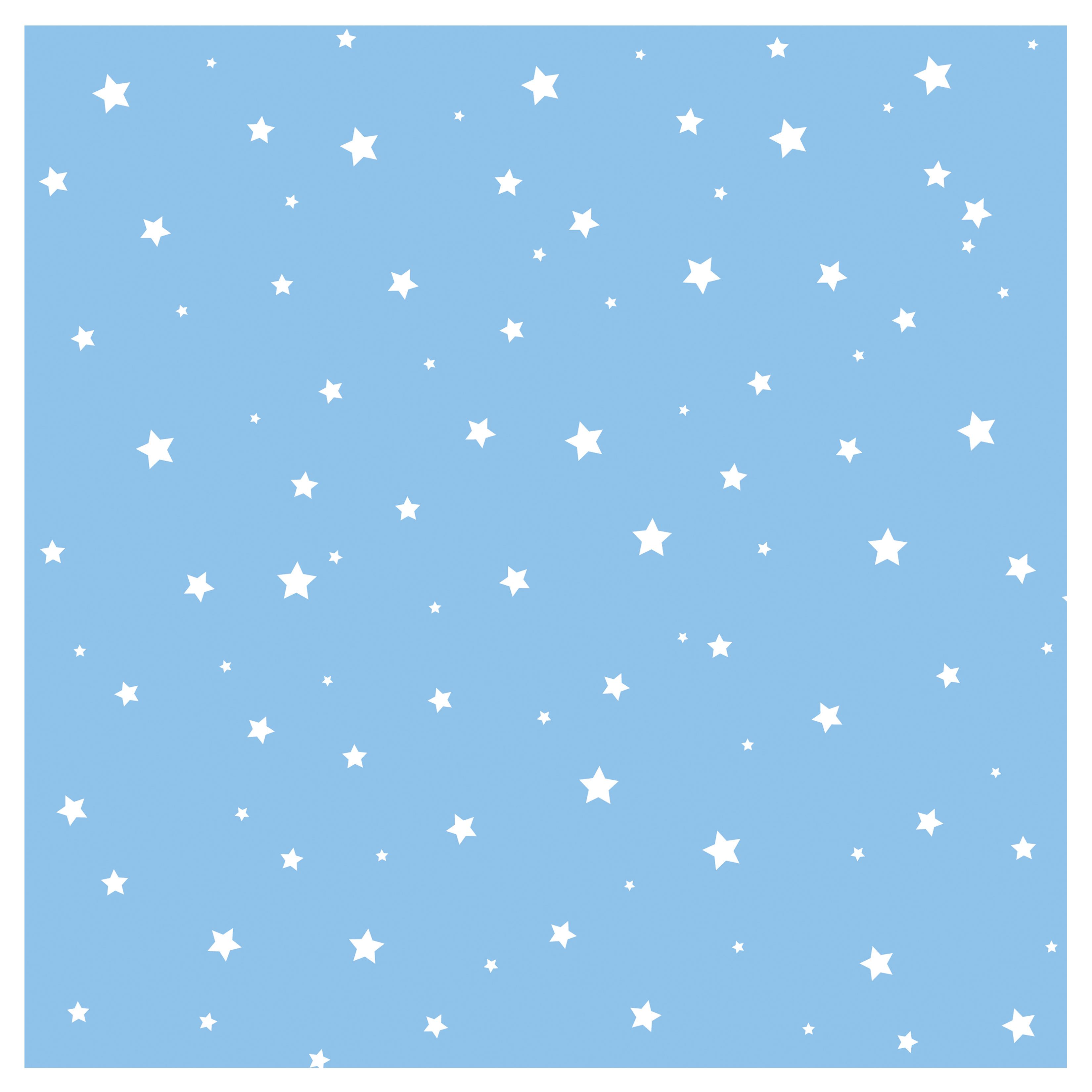 Viewing Gallery For   Baby Blue Stars 3300x3300