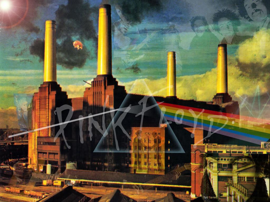 Here S A Wallpaper I Made Pubattlegrounds: Pink Floyd Animals Wallpaper