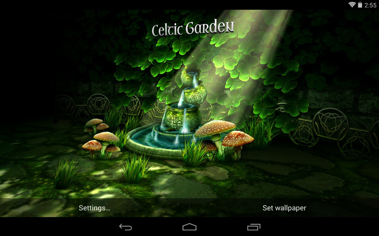 Best St. Patrick's Day Live Wallpapers - Android Live Wallpaper ...