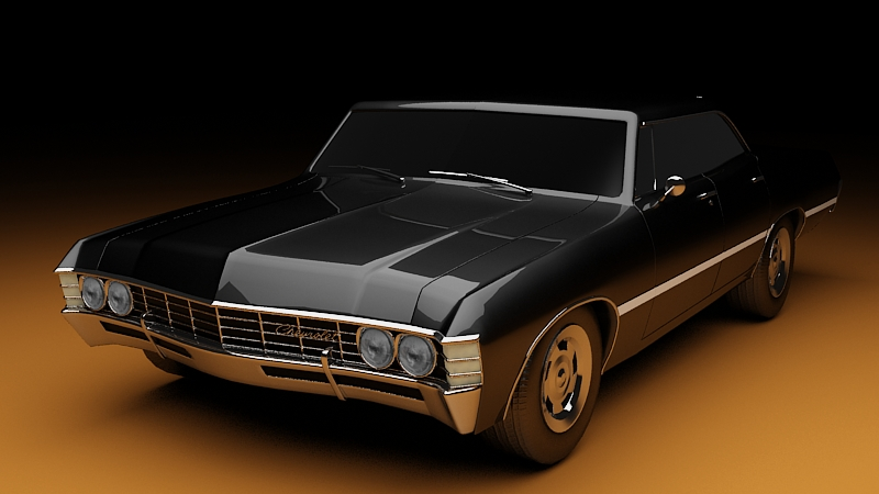 Top 67 Impala Supernatural Images for Pinterest Tattoos 800x450