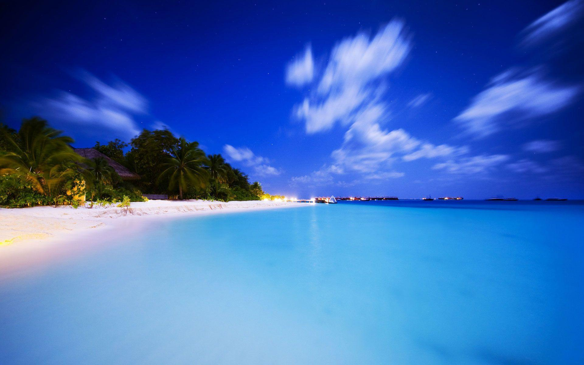 Tropical Island Backgrounds 1920x1200