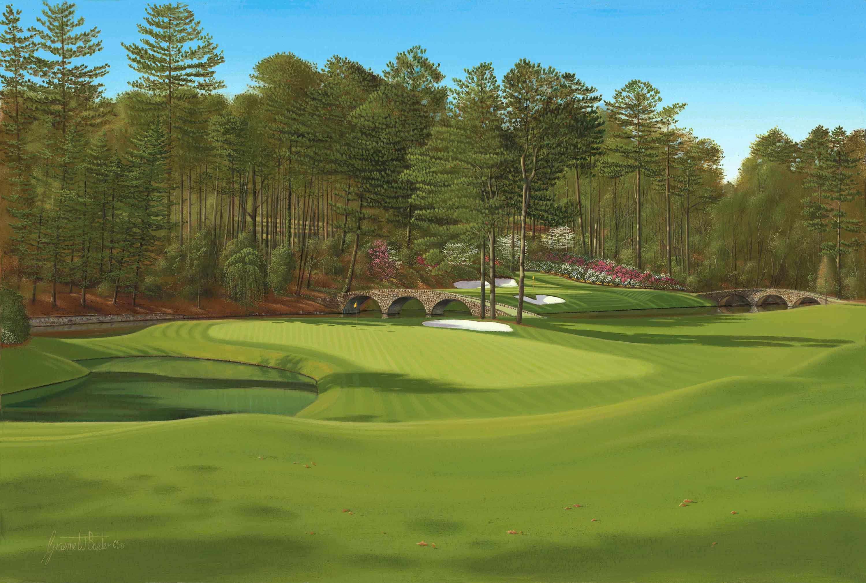 Hd Wallpapers Masters Golf Screensavers 800 X 600 132 Kb Jpeg