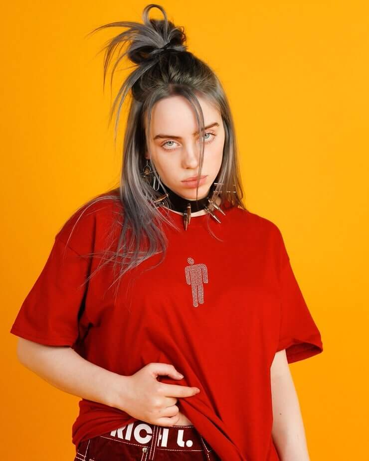 49 Hot Pictures Of Billie Eilish Which Will Make Your Day 740x925
