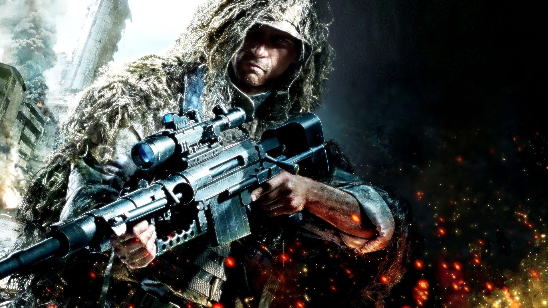 Sniper Scope Wallpaper Hd PC Sniper Scope Wallpaper Hd Most