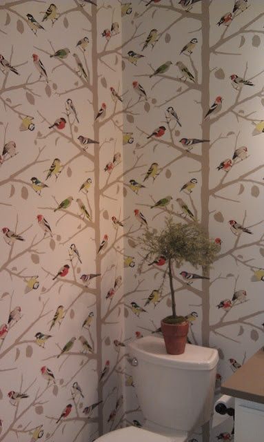 whimsical bird motif Wallpaper Pinterest 383x640