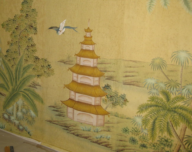 Antique Oriental Wallpaper Wallpapersafari