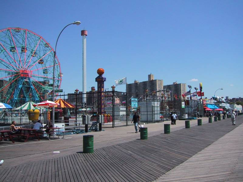 The Coney Island Cyclone Pictures 800x600