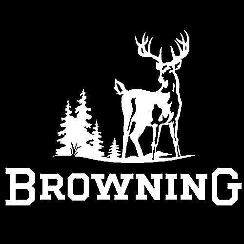 wallpaper al capone son logo browning deer head pink browning deer 500x500