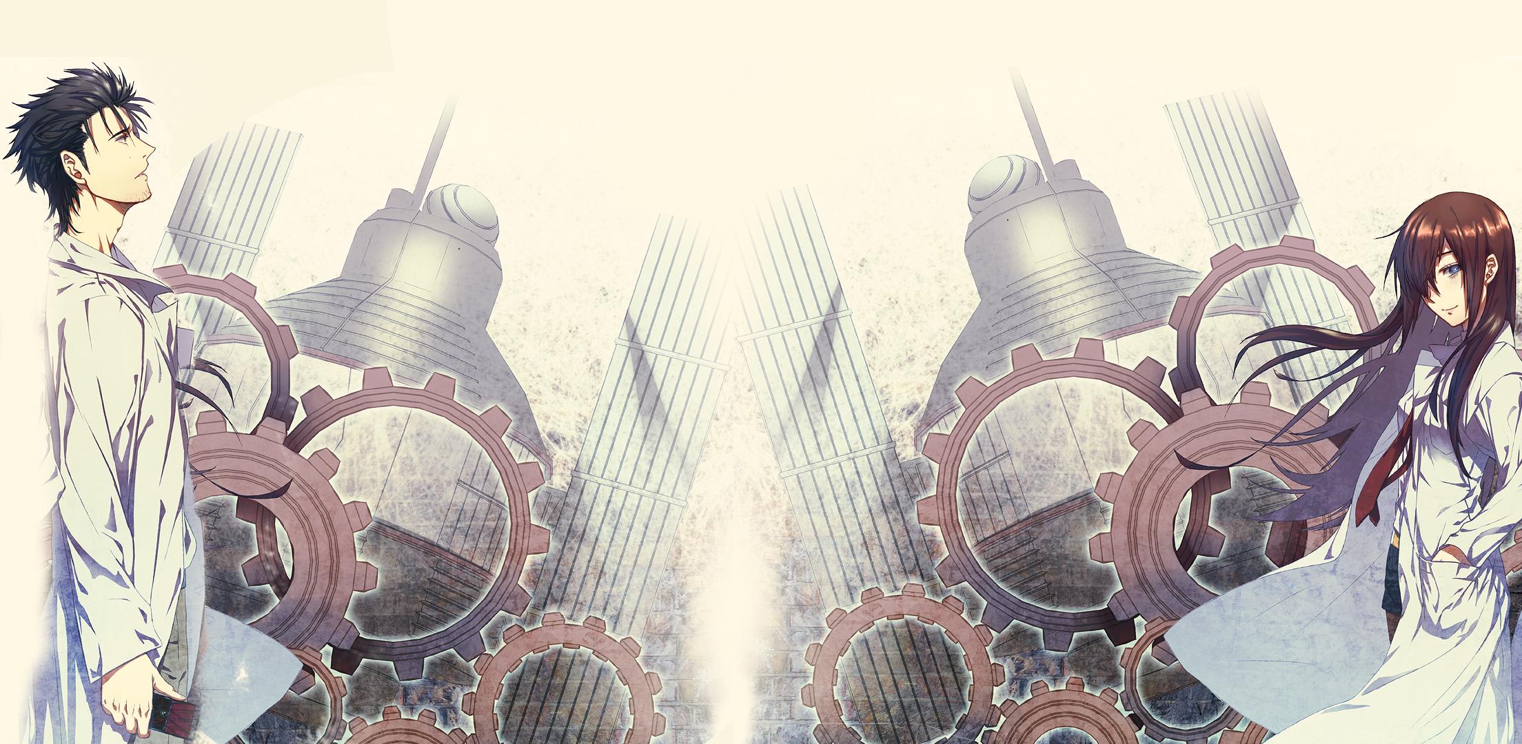 Anime Steins Gate Wallpaper 2208x1080 Anime Steins Gate 2208x1080