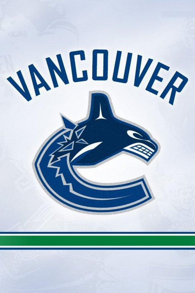 Vancouver Canucks   Download iPhoneiPod TouchAndroid Wallpapers 640x960