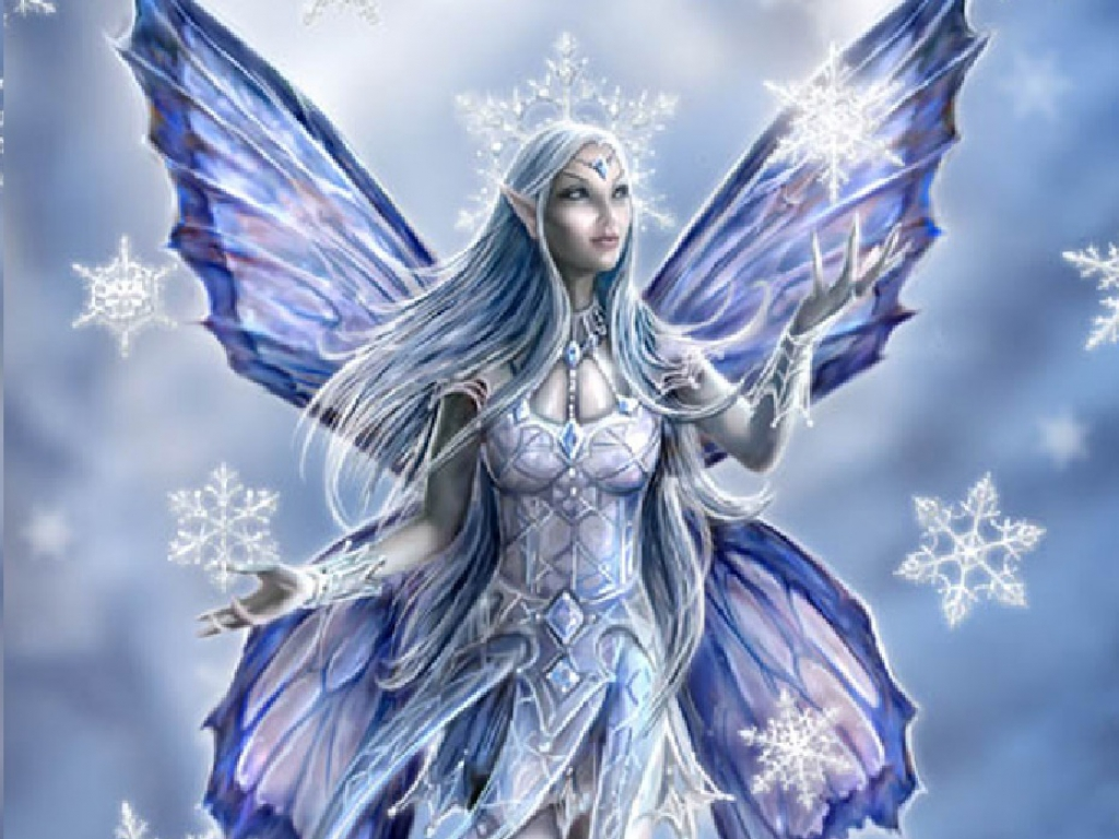 images Winter Fairy wallpaper wallpaper photos 33116021   Page 7 1024x768