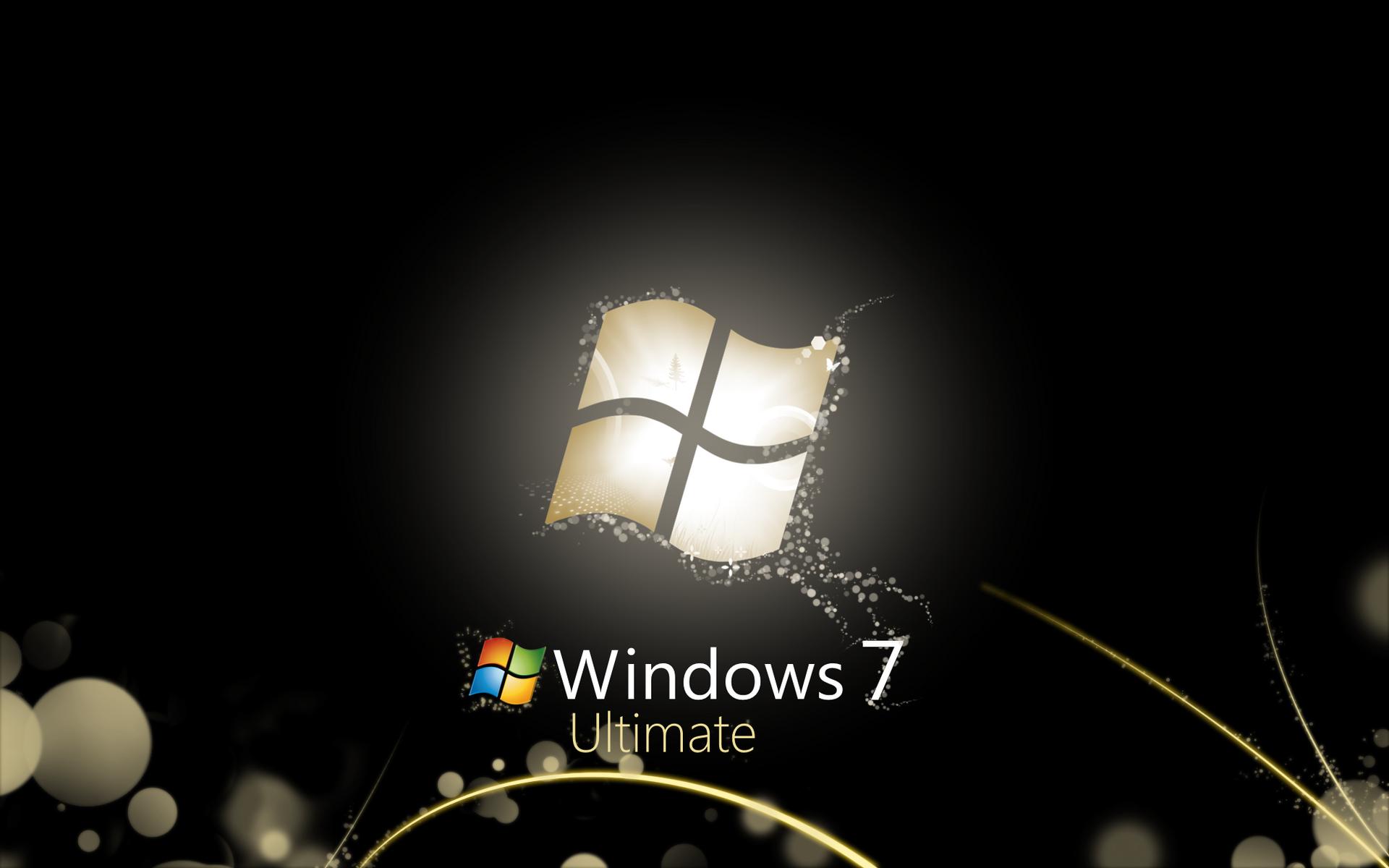 47] Windows 7 Ultimate Backgrounds on WallpaperSafari 1920x1200