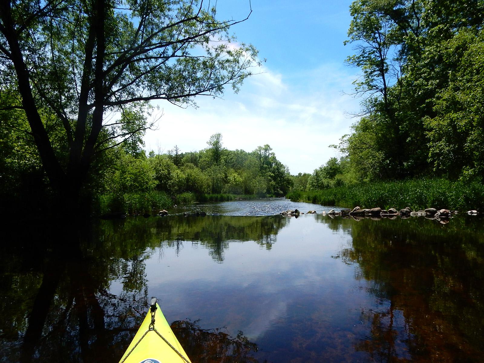 Oconomowoc River III Miles Paddled 1600x1200