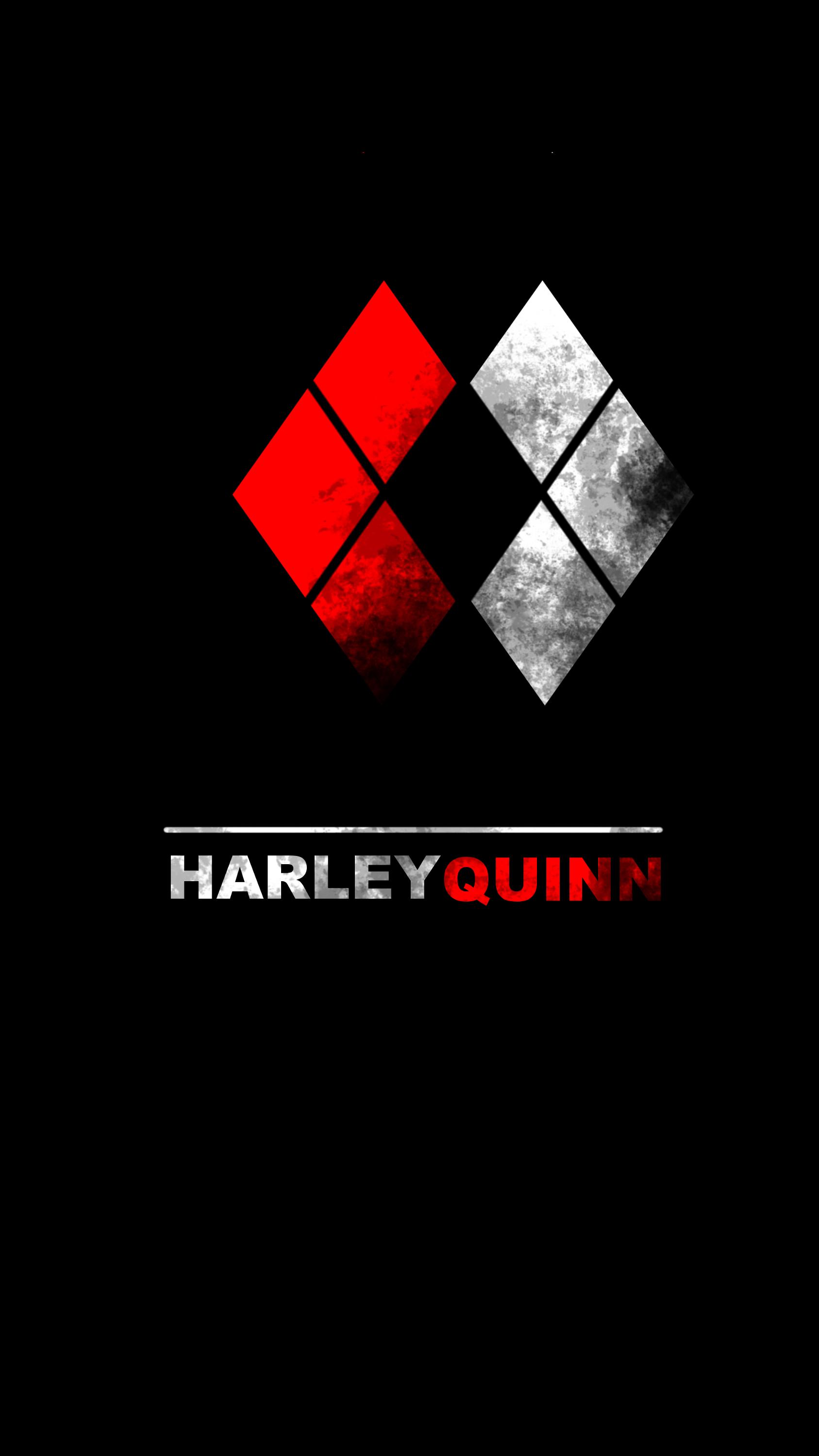 Harley quinn iphone 6 wallpaper wallpapersafari for Harley quinn wallpaper