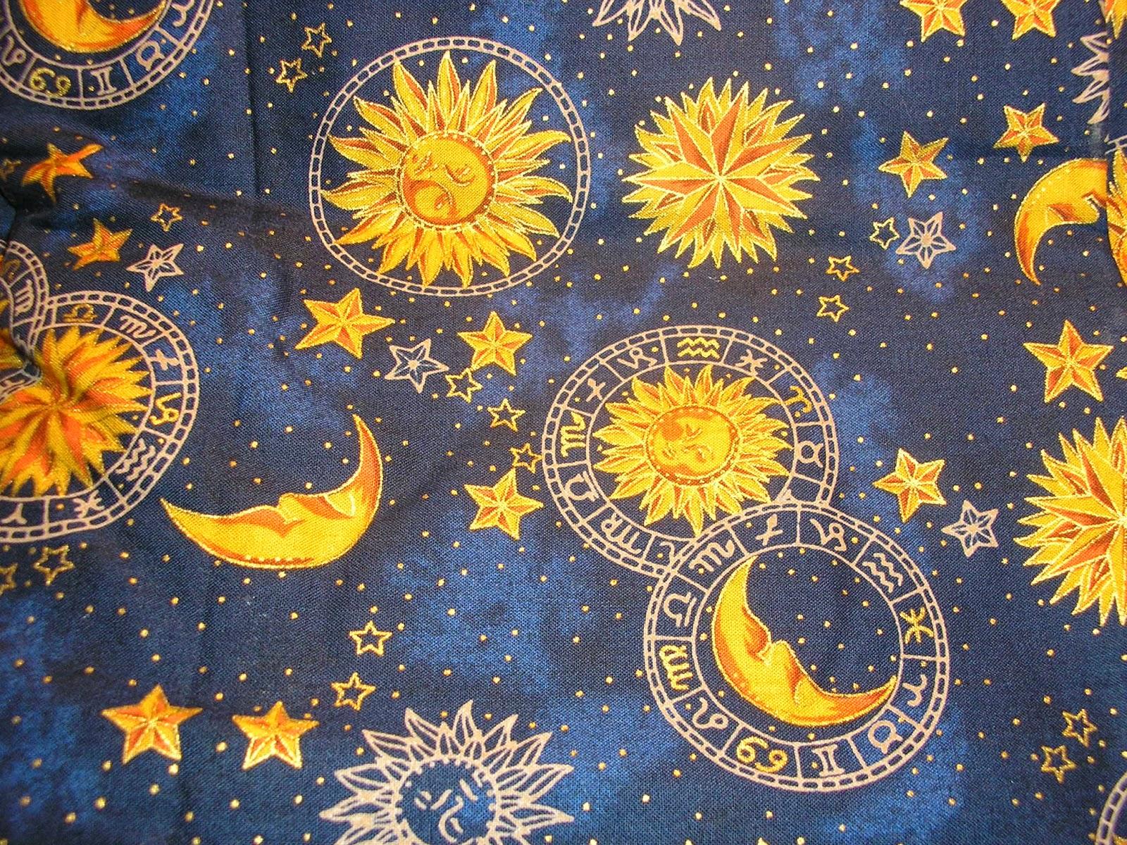 Celestial Sun and Moon Wallpaper - WallpaperSafari