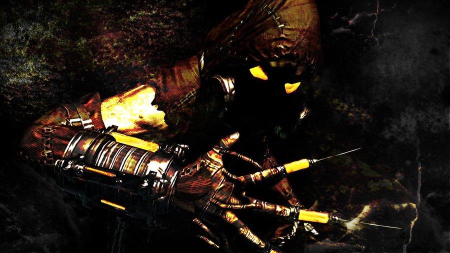 Scarecrow Batman by EddiexEclipse 900x506