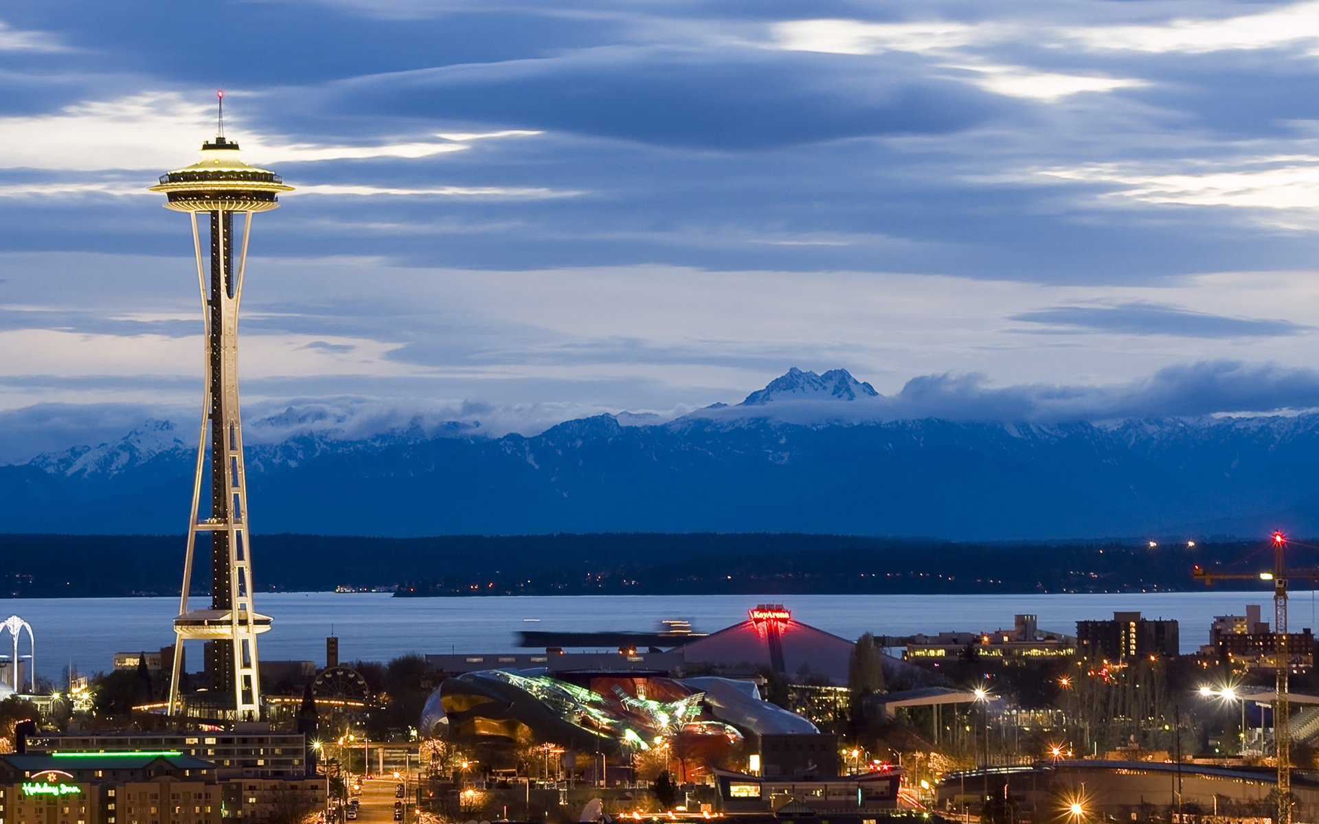 Free Download Seattle Center Wallpaper Towns Wallpapers