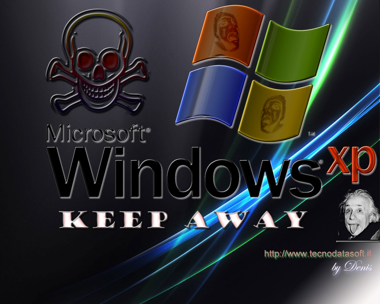 Cool Pictures Gallery 40 Cool and Funny Microsoft Windows Wallpapers 1280x1024
