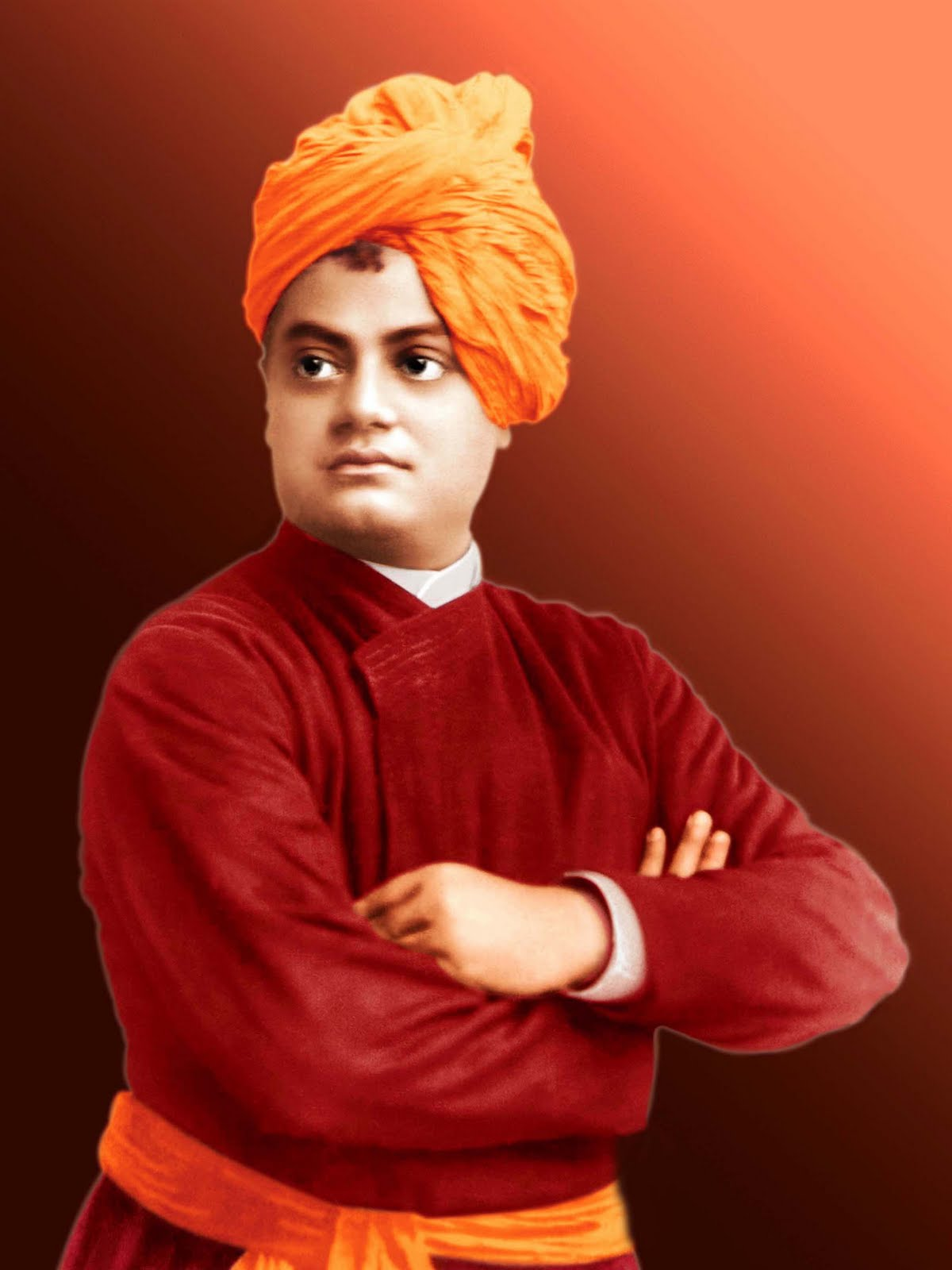 Swami Vivekanand Hd Images For Desktop Pc Background   Swami 1200x1600