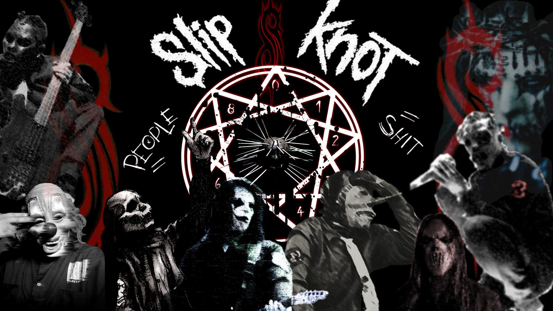 Slipknot Wallpapers   Identi 1920x1080