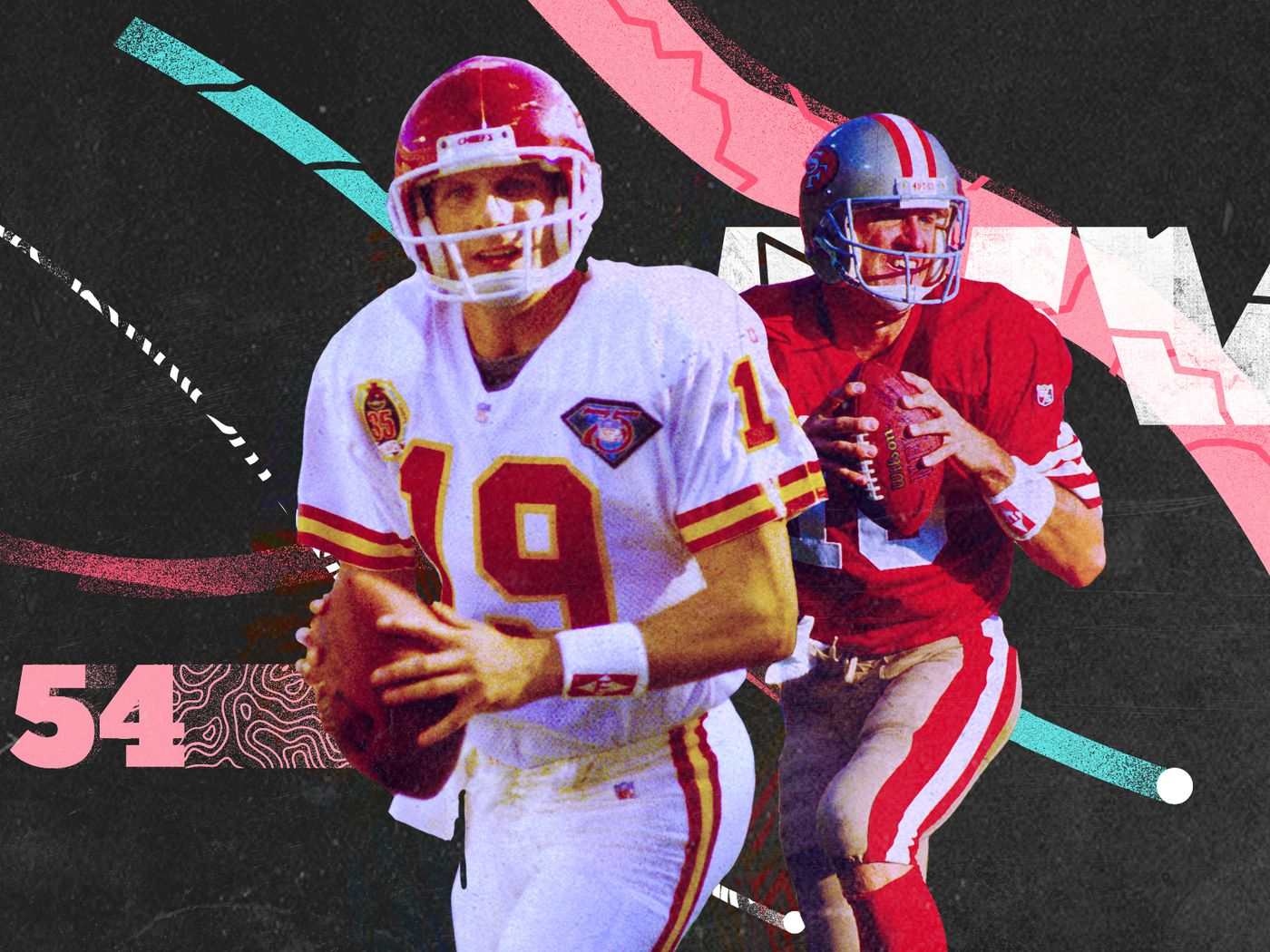 The 6 QBs who played for both the 49ers and Chiefs sorted by tier 1400x1050