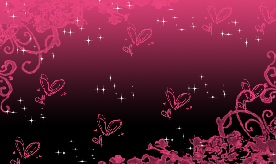 pink and black background by SakuraKiel 900x536